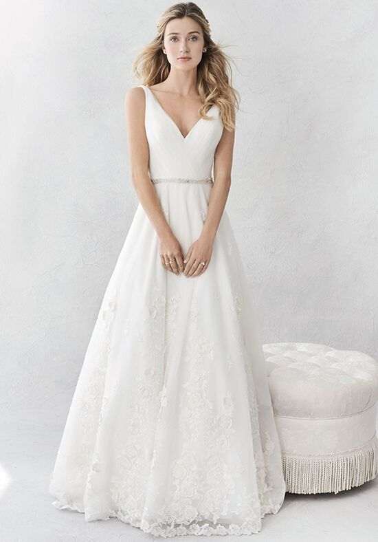 Kenneth Winston: Ella Rosa Collection BE369 Ball Gown Wedding Dress