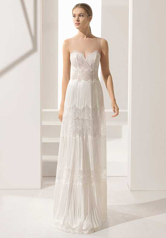 Rosa Clara Couture PARAJE Sheath Wedding Dress