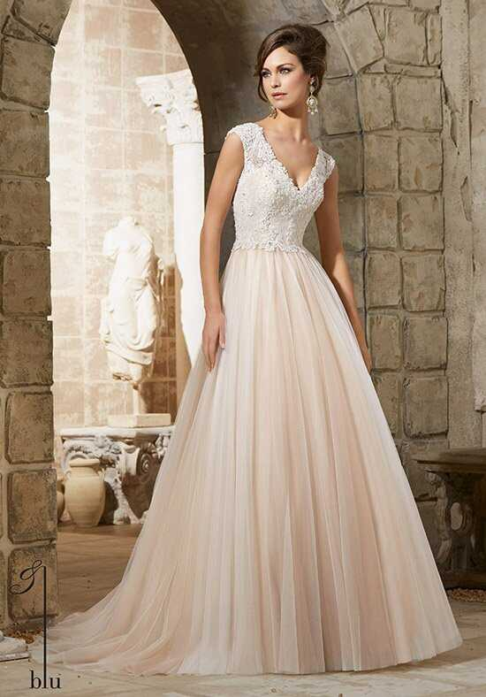 Morilee by Madeline Gardner/Blu 5368 Ball Gown Wedding Dress