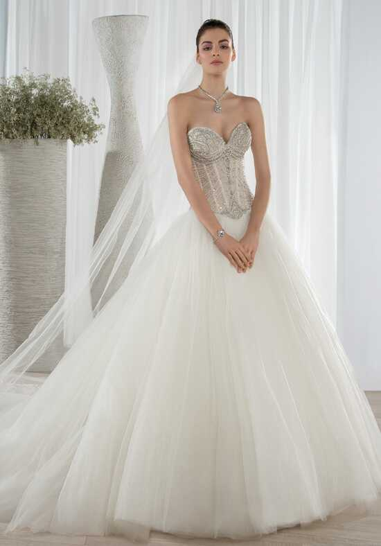 Demetrios 651 Wedding Dress photo