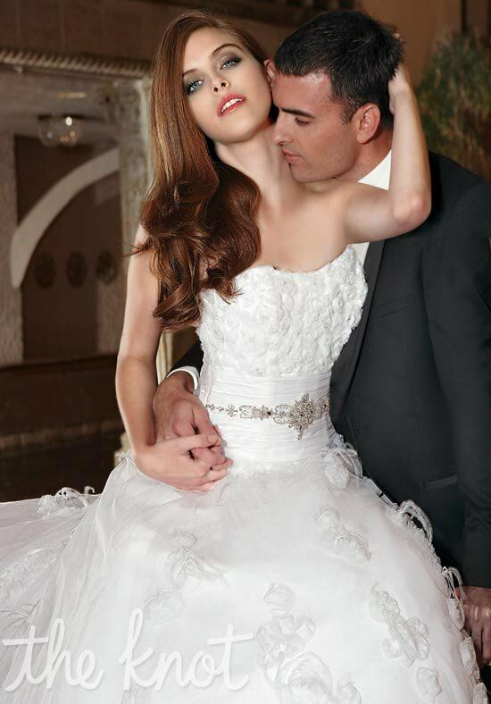 Impression Couture 11011 A-Line Wedding Dress