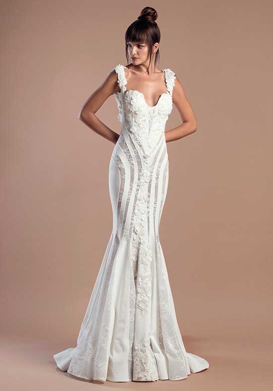 Tony Ward for Kleinfeld Emma Mermaid Wedding Dress