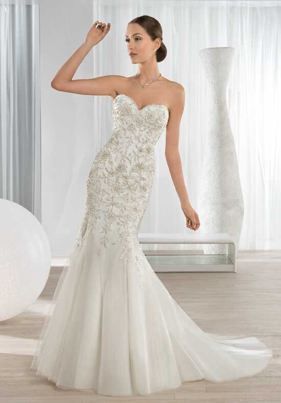 Demetrios 621 Mermaid Wedding Dress