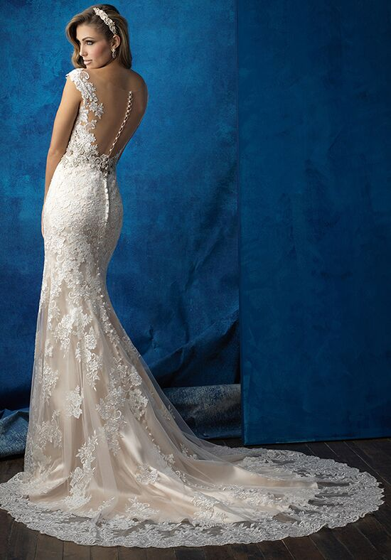 wedding dresses michigan bridals 9371 wedding dress the knot 9371