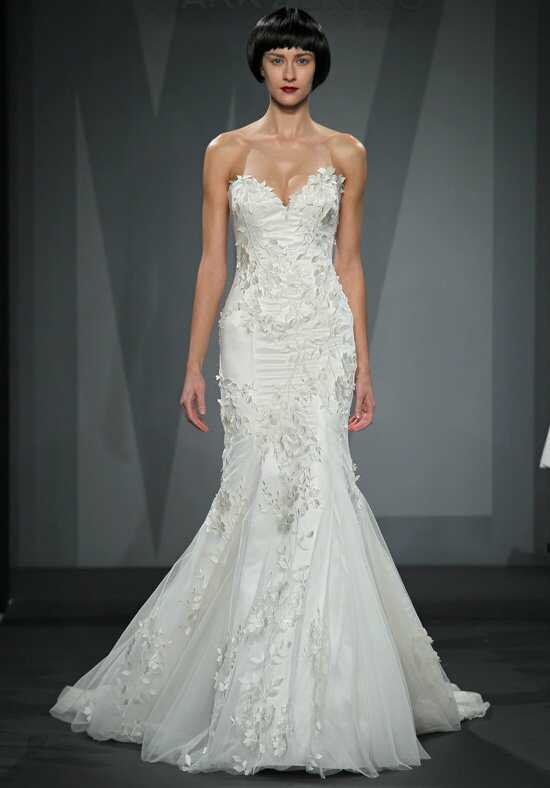 Mark Zunino for Kleinfeld 79 Mermaid Wedding Dress