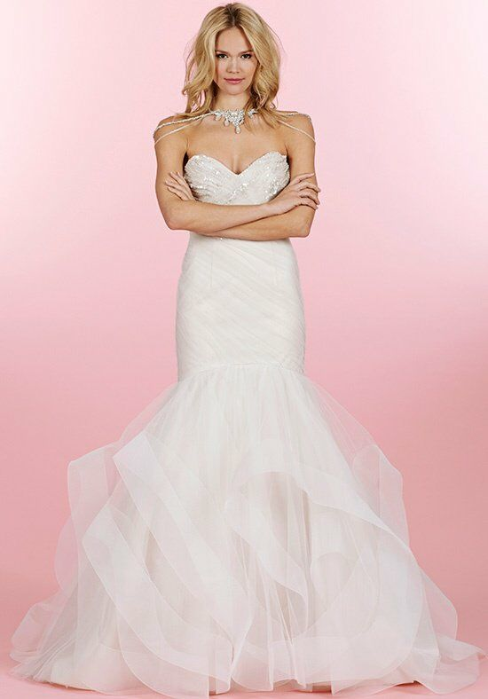 Hayley Paige 6460/Aurora Mermaid Wedding Dress