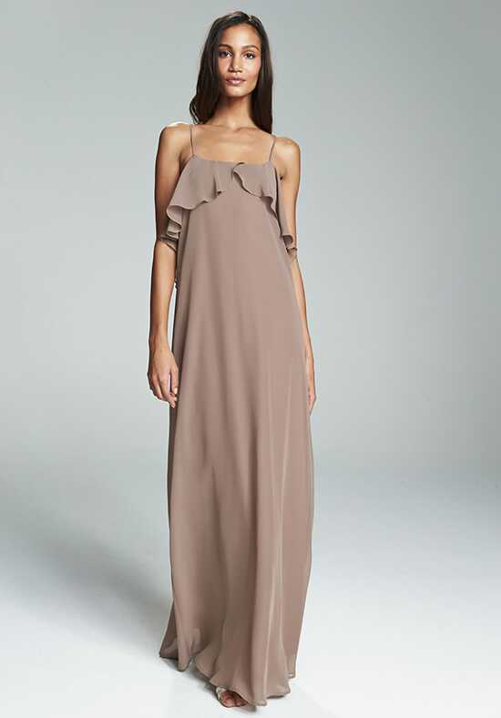 Nouvelle Amsale Bridesmaids Dawn Square Bridesmaid Dress