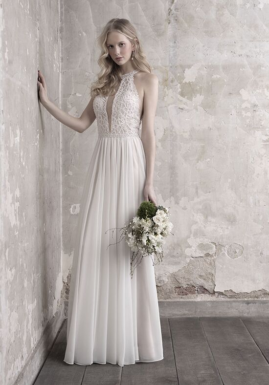 Madison James MJ460 A-Line Wedding Dress