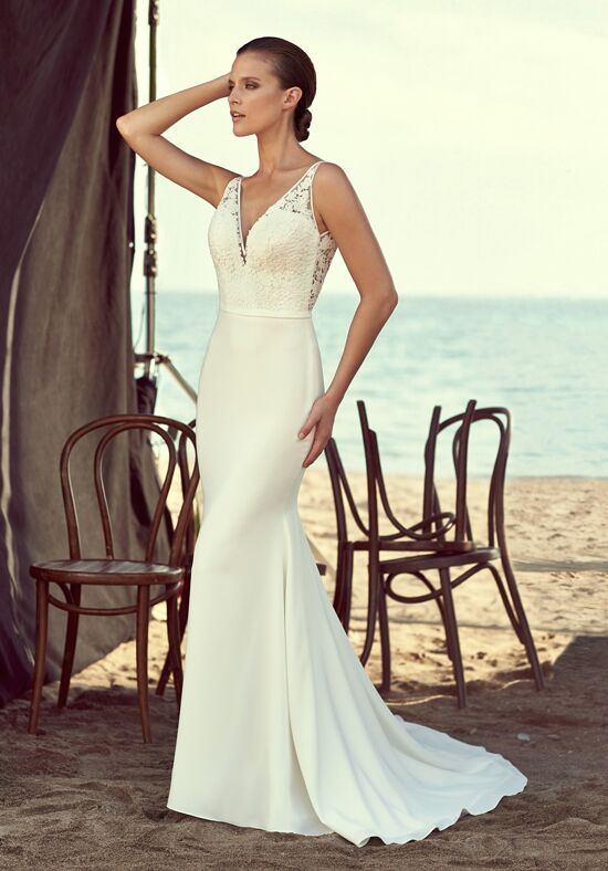 Mikaella 2195 Mermaid Wedding Dress