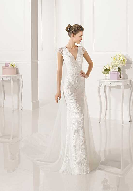Adriana Alier Zair Mermaid Wedding Dress