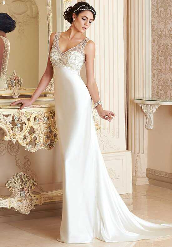 IVOIRE by KITTY CHEN JULIETTE V1398 Sheath Wedding Dress