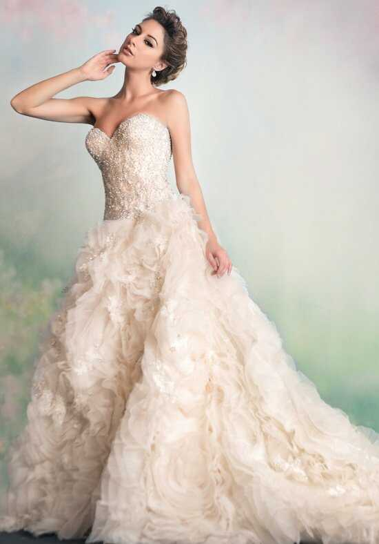Ysa Makino KYM86 Ball Gown Wedding Dress