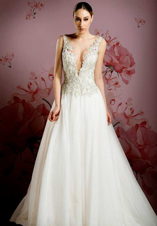 Ysa Makino KYM77 A-Line Wedding Dress