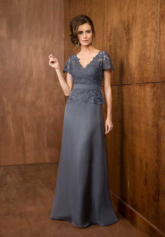 Jade J165062 Gray Mother Of The Bride Dress