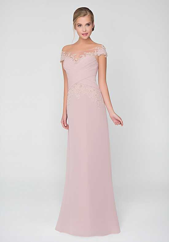 Val Stefani Celebrations MB7622 Champagne Mother Of The Bride Dress