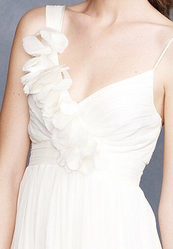 J. Crew Weddings & Parties Dune Gown A-Line Wedding Dress