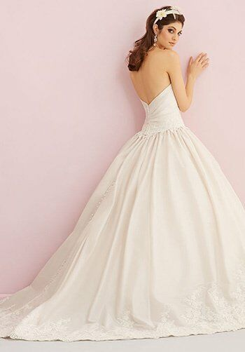 Allure Romance 2766 Ball Gown Wedding Dress