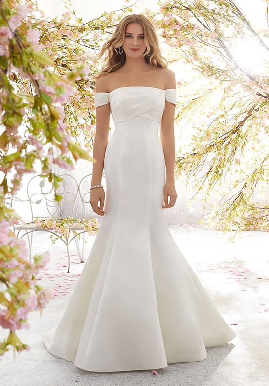 Morilee by Madeline Gardner/Voyage 6893 / Louise Mermaid Wedding Dress