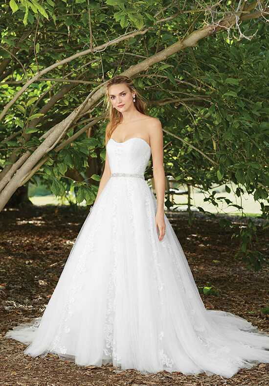 Casablanca Bridal Style 2271 Mayflower Ball Gown Wedding Dress