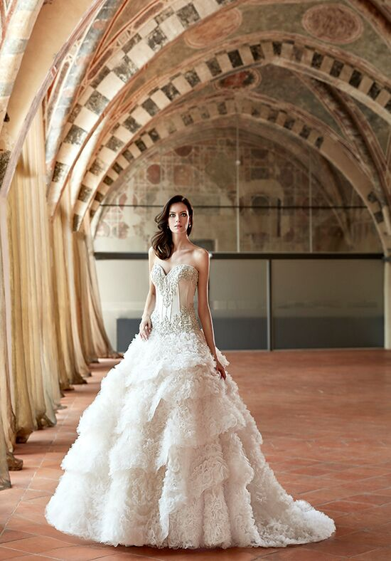 Eddy K CT169 Ball Gown Wedding Dress