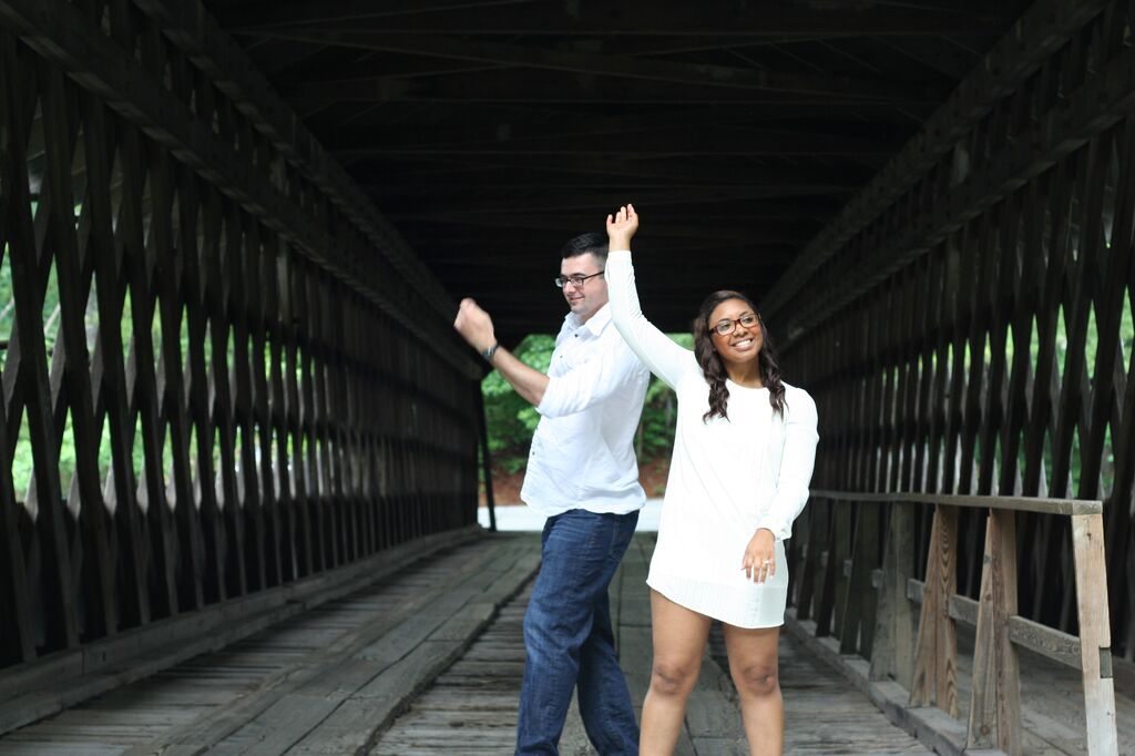 Sweet Southern Wedding At Marion Hatcher Center In Augusta: Shayla Colon And Aiden Smith's Wedding Website