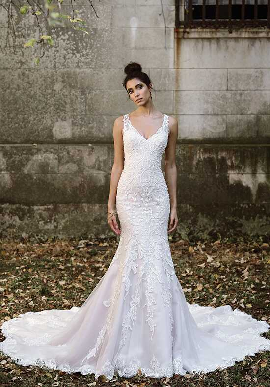 Justin Alexander Signature 9874 Mermaid Wedding Dress