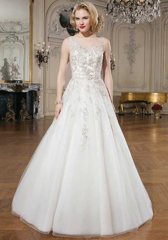 Justin Alexander 8726 Ball Gown Wedding Dress