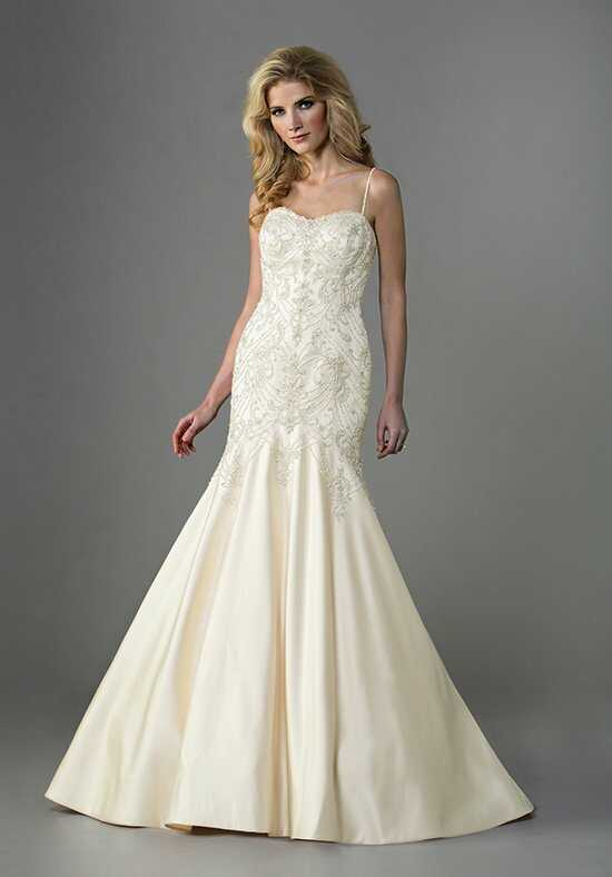 Jasmine Collection F161061 Mermaid Wedding Dress