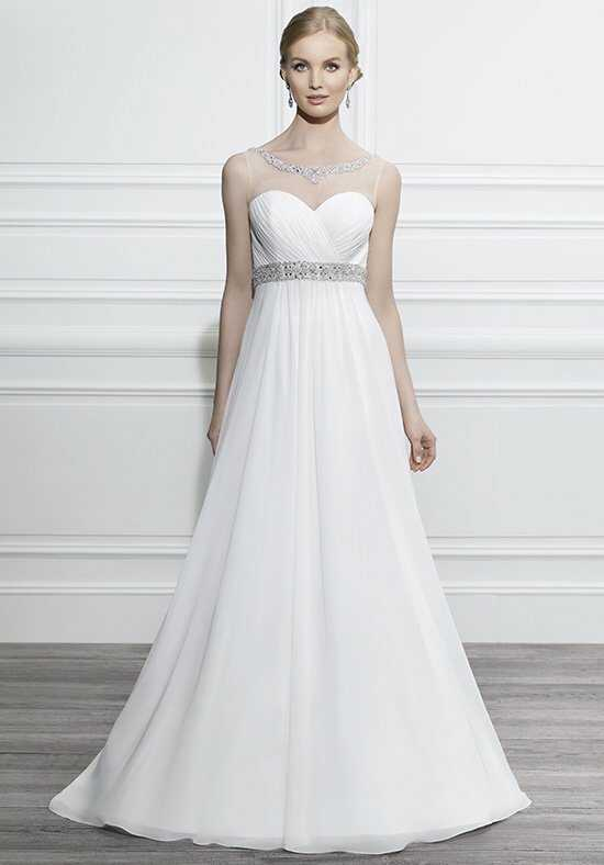 Moonlight Tango T658 A-Line Wedding Dress