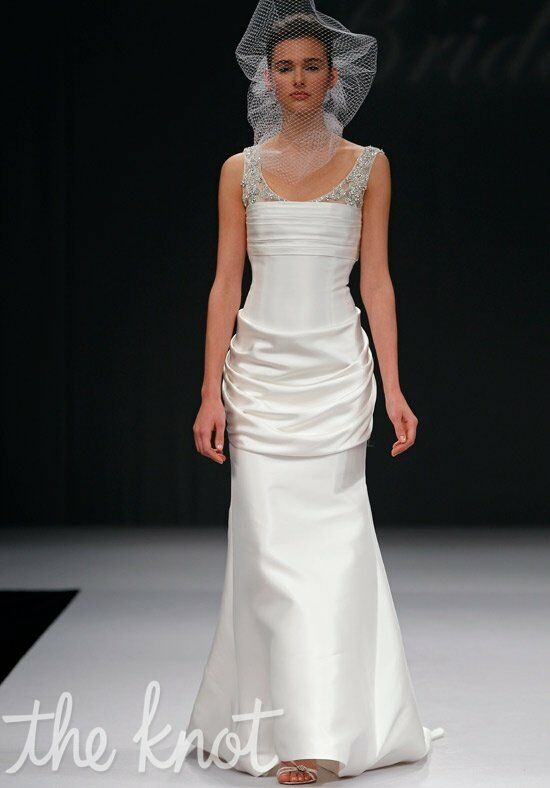 Badgley Mischka Bride Olga Mermaid Wedding Dress