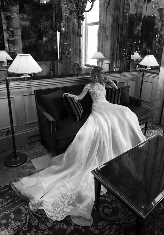 Alessandra Rinaudo 2017 Collection BRUNILDE A-Line Wedding Dress