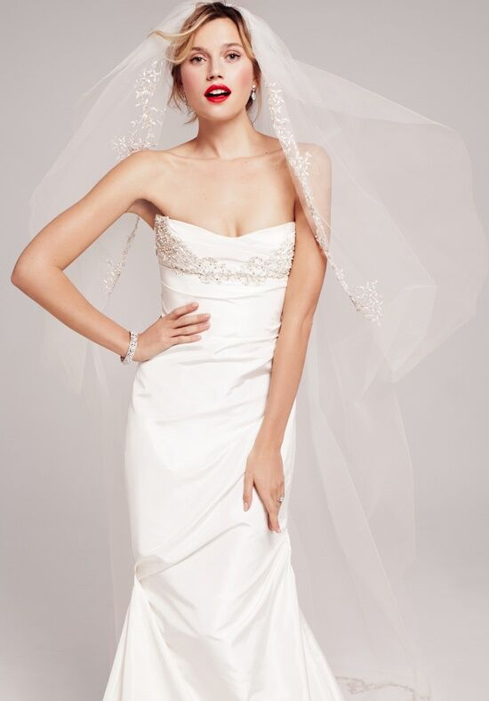 The Nordstrom Wedding Suite Roses by Reem Acra - Zinnia Wedding ...