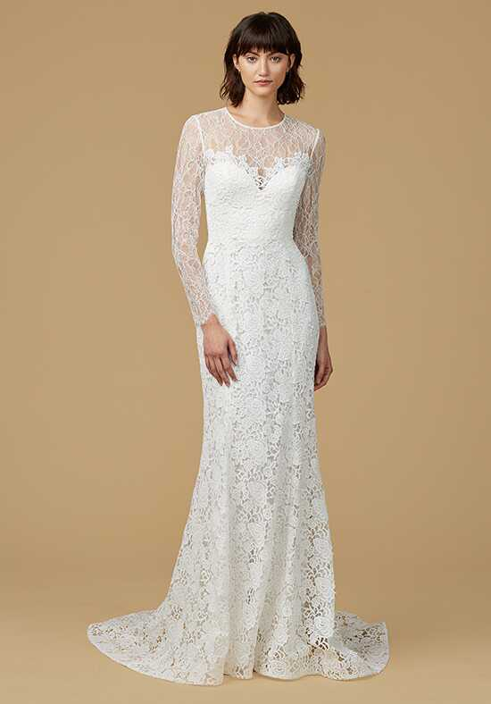 Nouvelle Amsale Roxanne Sheath Wedding Dress