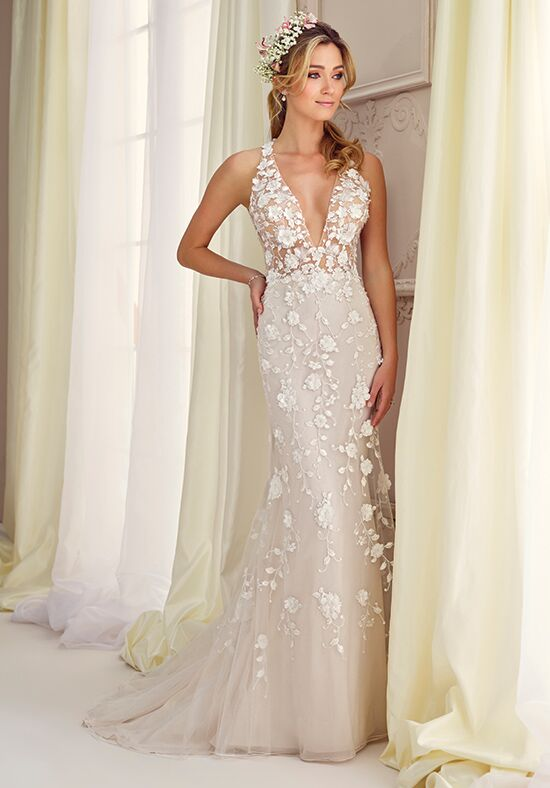 Enchanting by Mon Cheri 217109 Mermaid Wedding Dress