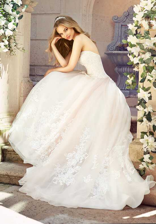 Moonlight Collection J6480 Ball Gown Wedding Dress