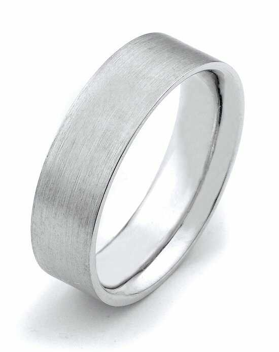 TRUE KNOTS True Man - 512DCW Palladium,Platinum,White Gold Wedding Ring