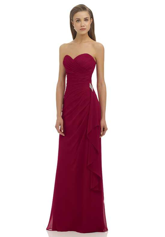 Bill Levkoff 330 Strapless Bridesmaid Dress