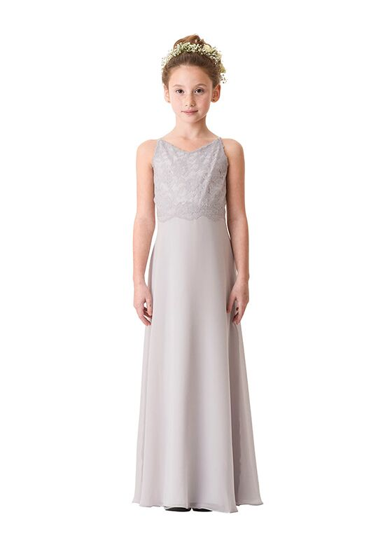 Bari Jay Bridesmaids 1664-JR V-Neck Bridesmaid Dress