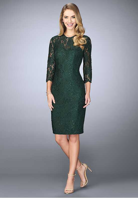La Femme Evening 23149 Green Mother Of The Bride Dress