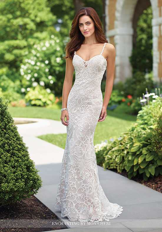Enchanting by Mon Cheri 117179 Mermaid Wedding Dress