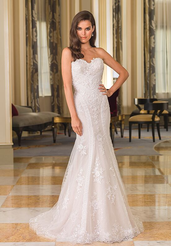 Justin Alexander 8862 Mermaid Wedding Dress