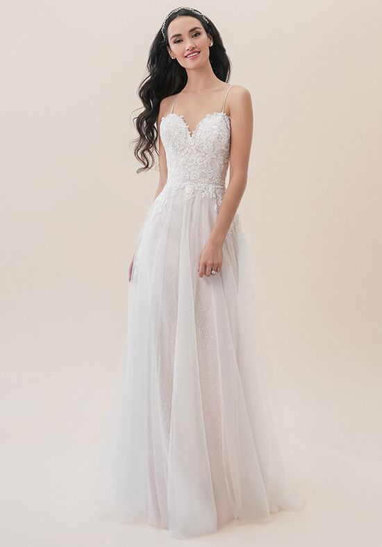 Moonlight Tango T826 A-Line Wedding Dress