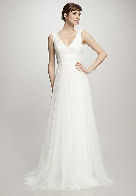 THEIA Eloise A-Line Wedding Dress