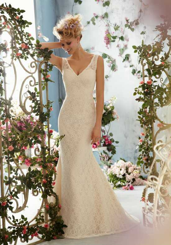 Voyage by Madeline Gardner 6765 Wedding Dress photo