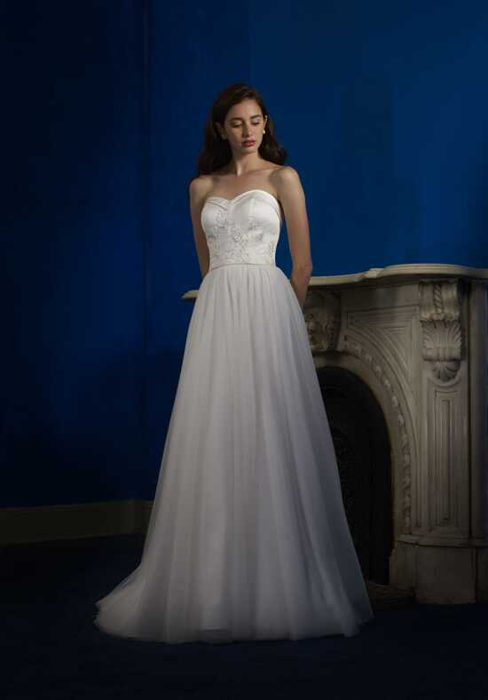 Robert Bullock Bride Mist and Zen Ball Gown Wedding Dress