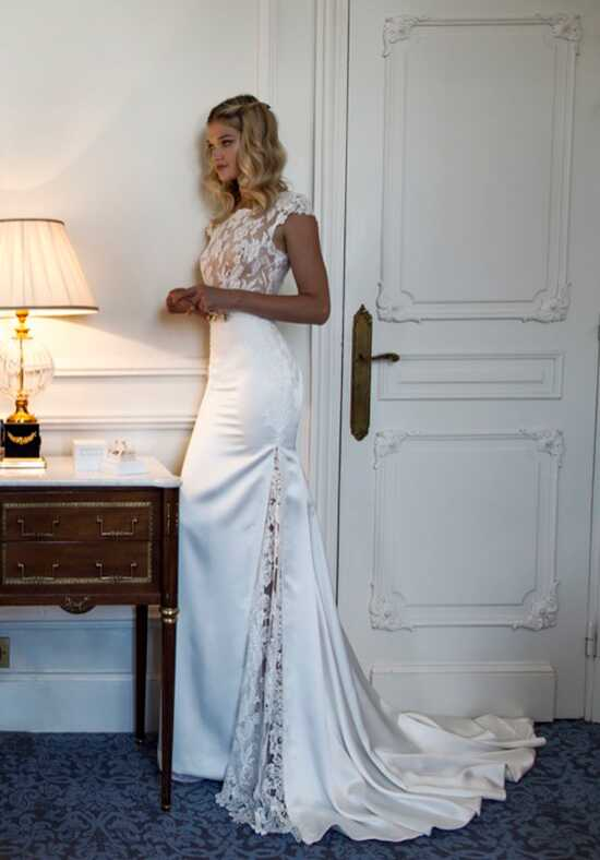 Alessandra Rinaudo 2017 Collection BRITNEY A-Line Wedding Dress