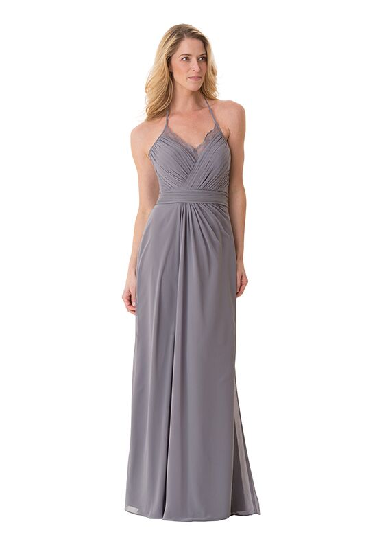 Bari Jay Bridesmaids 1658 Halter Bridesmaid Dress