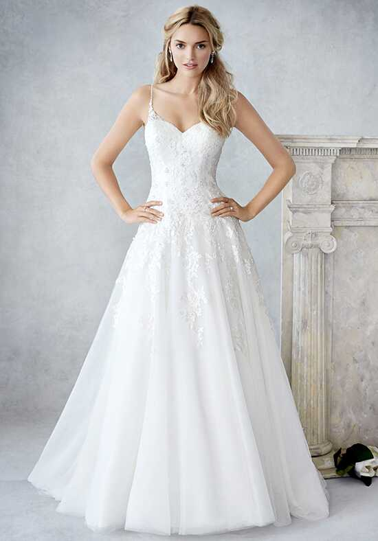 Kenneth Winston: Ella Rosa Collection BE441 A-Line Wedding Dress