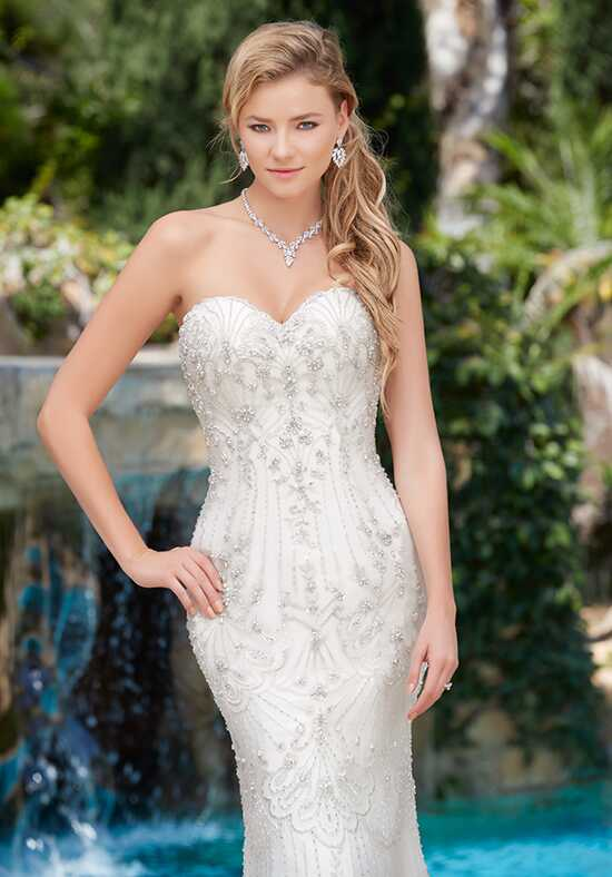 KITTYCHEN CHANTAL, H1765 Sheath Wedding Dress