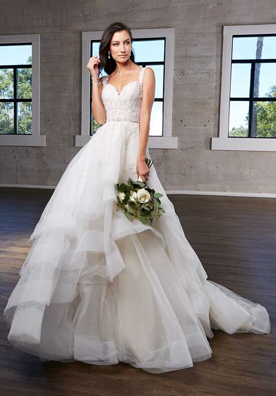 Jessica Morgan HEAVEN, J1827 Ball Gown Wedding Dress